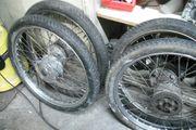 Mopedräder Puch MV