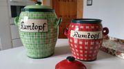 Rumtopf 2l und 4l