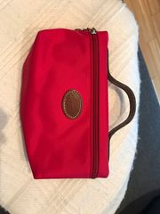 longchamp le pliage make up