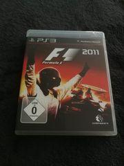 PS 3 Spiel F1 2011