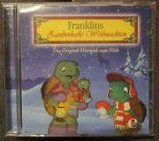 CDs Franklins Zauberhafte Weihnachten Peter