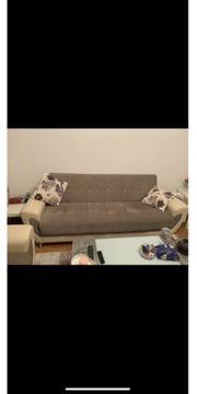 Schöne Sitzgruppe Couch Sofa