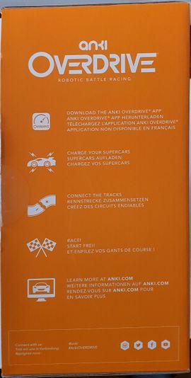 Sonstige Systeme - Overdrive Starter Kit Autorennbahn