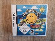 Nintendo DS smiley world