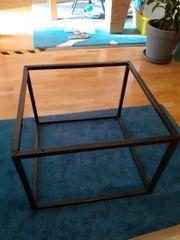 Tischgestell aus Metall ohne Platte