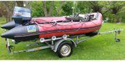Zodiac Schlauchboot mit 30PS Yamaha