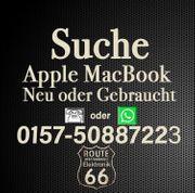 Suche Apple MacBook oder Neuwertige