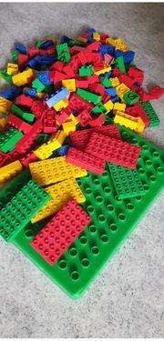 grosse Bausteine mit lego kompatibel