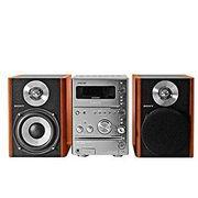 SONY Hifi-Stereo-Anlage CMT-CPZ2 silber braun