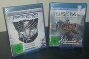Blu-Ray TRANSFORMERS 1-3 Trilogie Ära