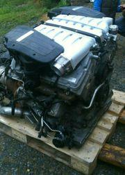 Bentley Continental GT Motor W12