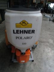 LEHNER Polaro 110 E Streuer