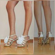 NEU High Heels Pumps Sandaletten