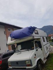 Wohnmobil Peugot J5 280L