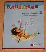 9783425112206 - BAUSTEINE - Sprachbuch 2 - Deutsch -