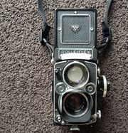 Rolleiflex 3 5 F Zeiss