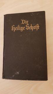 Luther Bibel von 1934 - aus