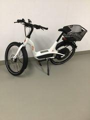 E-Bike Elby S1 neuwertiger Zustand -