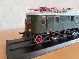 Modelleisenbahnen - Märklin 55183 mfx Elektrolokomotive E