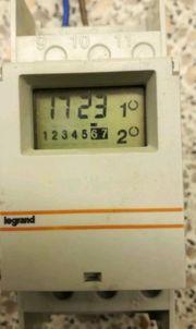Zeitschaltuhr Micro Rex D22 Legrand