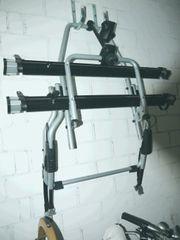 Heckträger für zwei Fahrräder