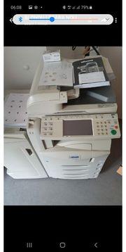 Bürodrucken Kopierer Drücker Fax Scanner