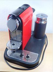 Krups Nespresso Citiz und Milk