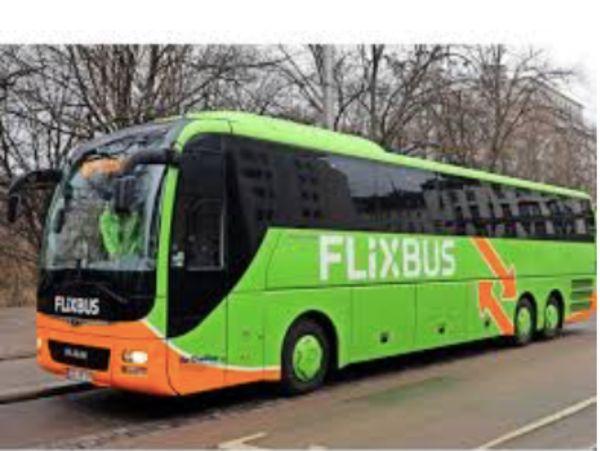 Flixbus Gutscheine im Wert von