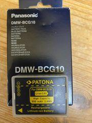 2 x Panasonic LUMIX DMW-BCG10E
