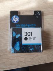 Druckerpatrone HP 301 Schwarz