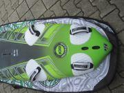 Surfbrett Surfboard Mast Segel Gabelbau