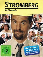 DVD BOX - Stromberg - Die Bürographie
