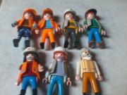 PLAYMOBIL - Figuren - 7 Figuren - überwiegend