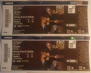2 Karten für Eric Clapton