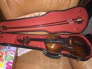 Alte Geige Violine A Schürrlein