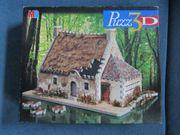 3D Puzzle - mehrere