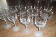 Verkaufen versch Sammlung Gläser in