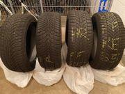 4 Dunlop SP sport Winterreifen