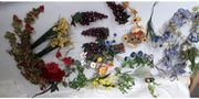 DEKO-Blumen aus Kunststoff uvm