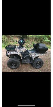 Yamaha Grizzly Quad ATV LOF