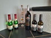 Sekt Rotwein Weißwein Williams Piccolo