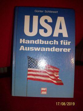 USA - Handbuch für Auswanderer / Günter Schliewert