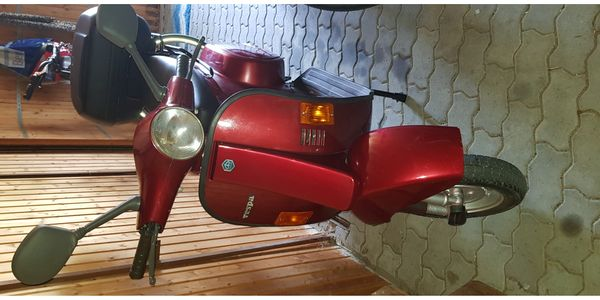 Verkaufe Vespa Piaggio Roller PK