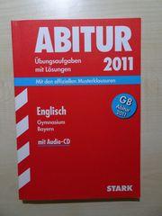 Abiturvorbereitung Englisch Bayern - Musterklausuren