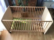 Gitterbett Babybett von Wimex Modell