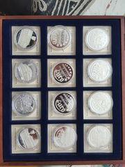 Münzsammlung Die ersten EUROPA-Prägungen II