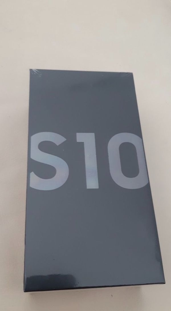 Samsung Galaxy S10 NEU