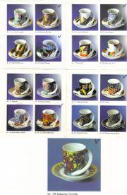 ROSENTHAL - Espresso-Sammeltassen