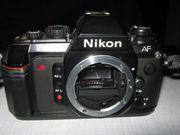 NIKON - F501