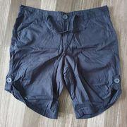 Shorts Bermuda blau Gr 34-36